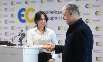 Маруся Звіробій знімає свою кандидатуру на довиборах у Раду на користь «свободівця» Кошулинського