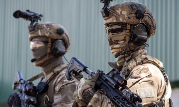 У Херсоні провели перевірку готовності військових відбити можливий напад Росії з окупованого Криму