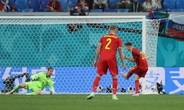 Євро-2020: Бельгія розгромила Росію