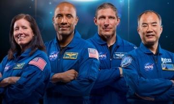 NASA назвала склад другого екіпажу Crew Dragon, який восени полетить на МКС