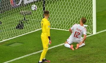 Дания стала третьим полуфиналистом Евро-2020
