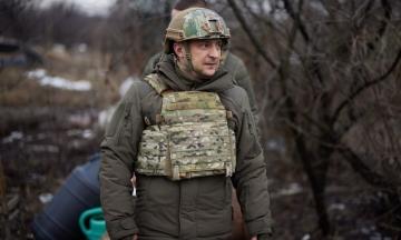Зеленський через вбивство чотирьох військових на Донбасі поговорить з усіма лідерами «нормандської четвірки»