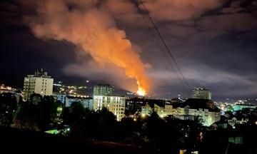 В Сербии на оружейной фабрике взорвался склад с боеприпасами