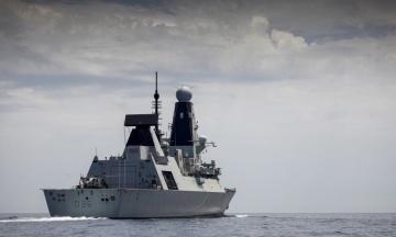 В порт Одессы зашли британский и нидерландский боевые корабли. Они проведут совместные учения с ВМС Украины