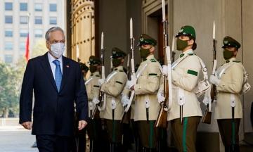 Чилійського президента Піньєра оштрафували на $3,5 тисячі за неносіння маски