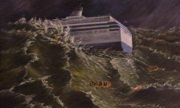 Швеція заново дослідить залишки порома «Естонія», що затонув із сотнями людей на борту. Альтернативні версії говорять про спланований вибух