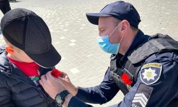 В Украине прошли мероприятия по случаю Дня победы над нацизмом — полиция открыла 13 уголовных производств