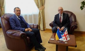 До України повернувся посол Грузії, якого рік тому викликали через призначення Саакашвілі