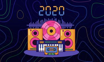 Что нас бесило (и радовало) в украинской музыке: проекты Бардаша, Потапа и Монатика, украинские рейтинги без украинских артистов, «Спалах» и «Ритм». Итоги-2020