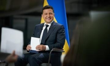 Опрос: Зеленский и «Слуга народа» остаются лидерами электоральных симпатий украинцев