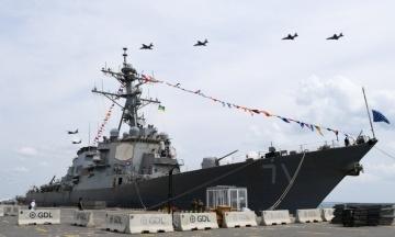 Військові навчання Sea Breeze завершені. Кораблі повернулися в Одесу
