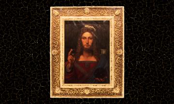 Втрачену картину да Вінчі знайшли через 200 років, продали за 450 млн доларів, і вона знову зникла. Це майже готовий роман Дена Брауна: там є саудівський принц, президент Франції та таємна експертиза в Луврі