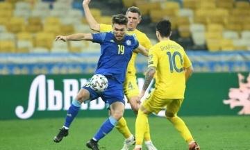 Відбір на ЧС—2022: Україна зіграла внічию з Казахстаном