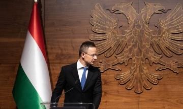 «Патріоті Украині». Посольство Венгрии получило угрозы накануне визита венгерского министра в Киев