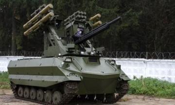 У Росії заявили про серійне виробництво бойових роботів, які можуть самостійно воювати