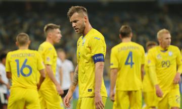 Україна дебютувала на Євро-2020 з поразки Нідерландам