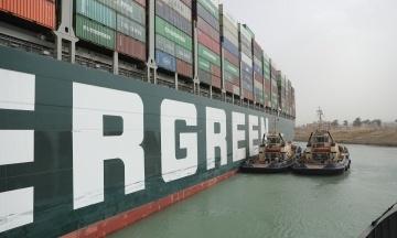 Єгипет перерахує розмір компенсації за блокування Суецького каналу