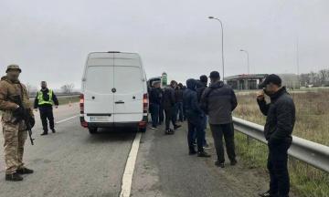 СБУ: У Харківській області затримали понад 60 «тітушок», які готували провокації та мали створити «картинку для Росії»