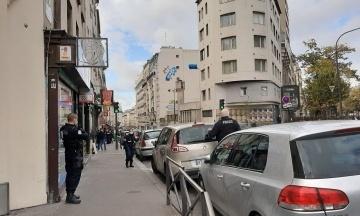 У Парижі затримали чоловіка з мачете. Поліція перевіряє його причетність до ісламістів