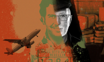 Роджер Рівз працював із Пабло Ескобаром, транспортував наркотики до США, тікав від поліції на віслюку і сидів у в'язницях по всьому світу. А тепер вийшов на свободу і дав перші інтерв'ю. Ось його історія