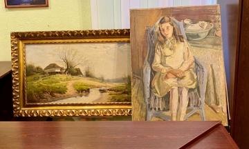 На аукціоні через ProZorro будуть продавати картини українських митців