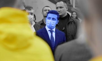 Зеленский поручил заму Ермака провести аудит тарифов и «проектов» по взысканию средств за эвакуацию авто
