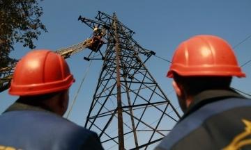 У п'яти областях України через негоду без світла залишилися мешканці 60 населених пунктів