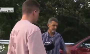 Потерпілий в ДТП з нардепом Трухіним водій Daewoo: Мене вже викликали до поліції