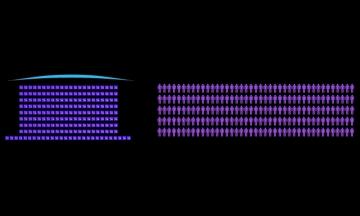 Сколько человек в Украине умерли за последние сутки от ковида? 614 — считаем в кинотеатрах