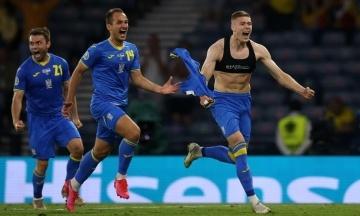 У матчі зі Швецією Довбик забив найпізніший переможний гол в історії Євро