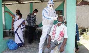 В Індії зменшується добова кількість нових COVID-хворих. Зафіксовано найнижчий показник з 14 квітня