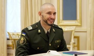 Виталий Маркив вернулся на службу в Нацгвардию