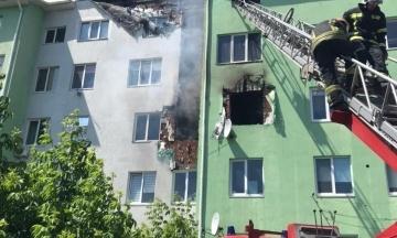 В жилой многоэтажке под Киевом прогремел взрыв: среди госпитализированных есть ребенок