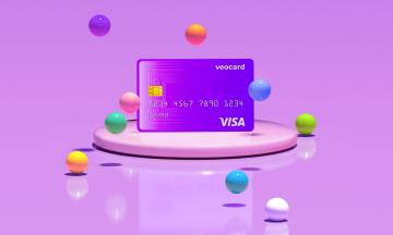 Moneyveo и IBOX Bank анонсировали новую платежную карточку Veocard