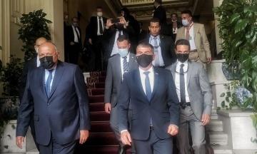 Глава МЗС Ізраїлю вперше за 13 років прибув до Єгипту на переговори