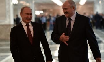 Лукашенко вчетверте за рік зустрівся з Путіним та поскаржився йому на терор зі сторони невдоволених білорусів
