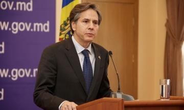 В США назвали дату визита госсекретаря Блинкена в Украину