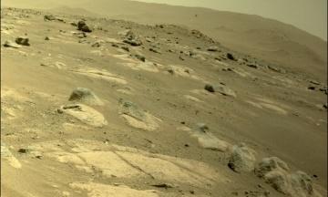 Вертоліт Ingenuity здійснив четвертий політ на Марсі — і встановив рекорд