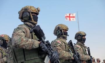 Грузія виведе війська з Афганістану разом із силами НАТО і США