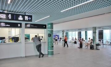 В Киеве после реконструкции открыли Центральный автовокзал