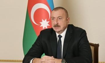 Президент Азербайджану доручив побудувати в Нагірному Карабасі два міжнародні аеропорти