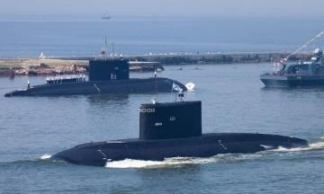 Росія на тлі Sea Breeze вивела в Чорне море на навчання підводний човен і авіацію
