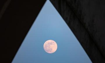 «Кривава повня»: жителі Землі спостерігали місячне затемнення
