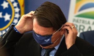 Президента Бразилии Болсонару во второй раз оштрафовали за отсутствие маски