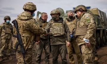 «Хочет ли Украина войны? — Нет. Готова ли она к ней? — Да». Десять важных тезисов из видеообращения Владимира Зеленского к Владимиру Путину накануне возможного масштабного вторжения России