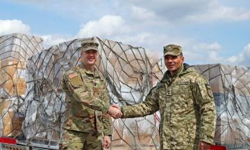 США передали військам України допомогу на майже $8 мільйонів