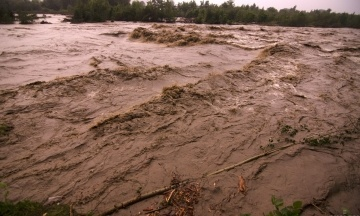 В ГСЧС предупредили о возможном выходе рек из берегов на западе Украины. Там прогнозируют грозы