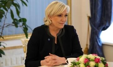 Французькі ультраправі переобрали Марін Ле Пен своїм лідером
