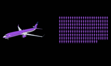 Сколько человек в Украине умерли за последние сутки от ковида? 538 ― считаем в «Боингах»