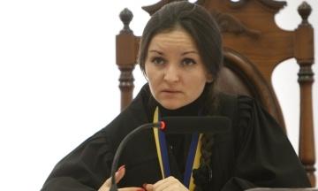 Судья Царевич обнародовала декларацию за 2020 год. Ничего не заработала, но дважды получила по 100 тысяч гривен как подарок
